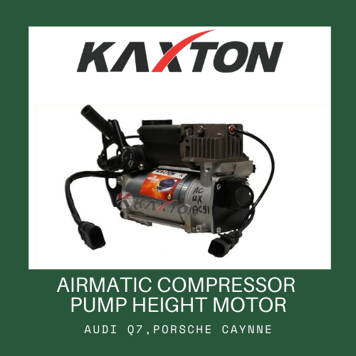 Airmatic Compressor Pump Height Motor - Mercedes Benz and Audi - Luxury Autoparts Supplier in Delhi NCR - Best Brand Kaxton